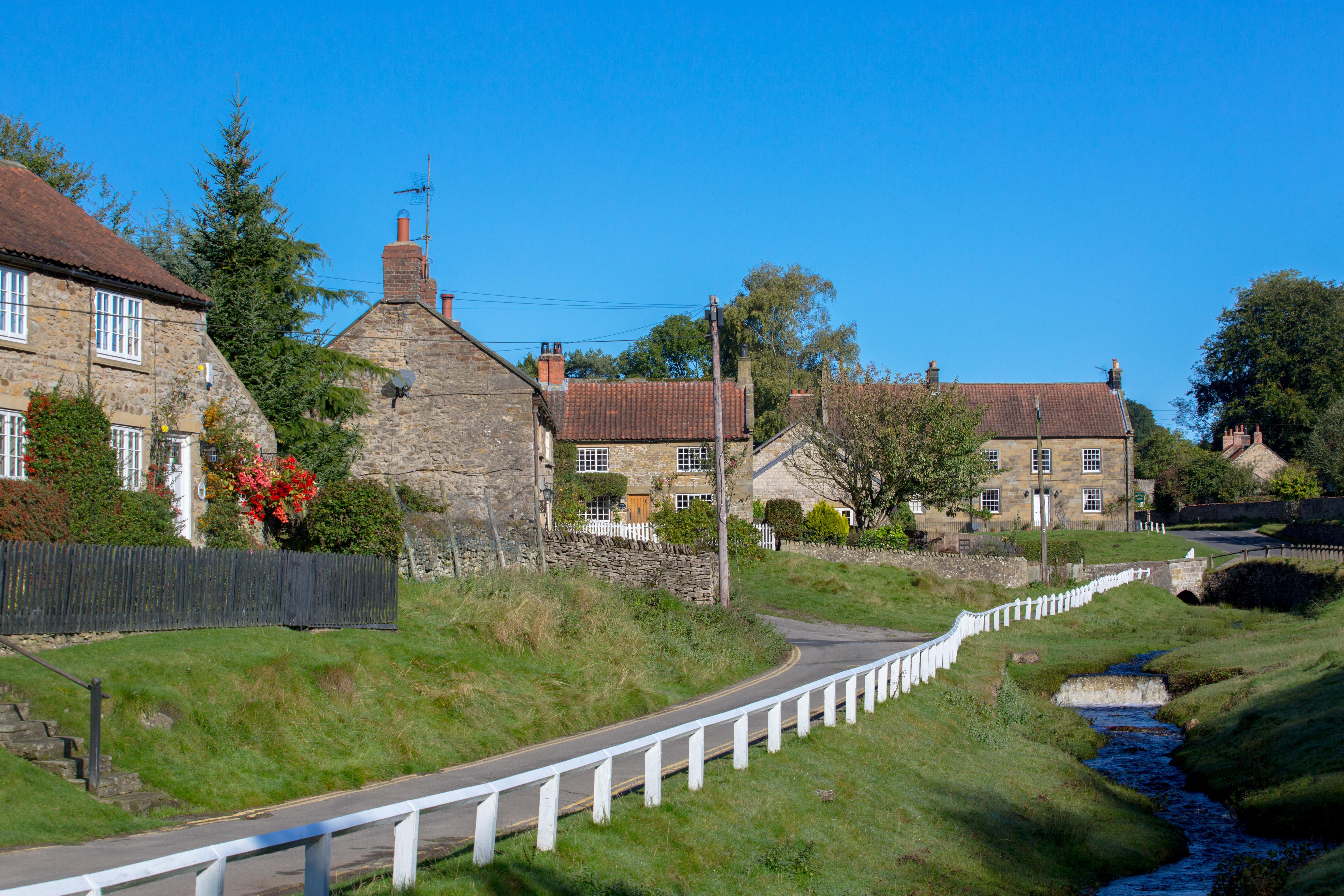 What's happening today within Ryedale and the North York Moors Property Market?