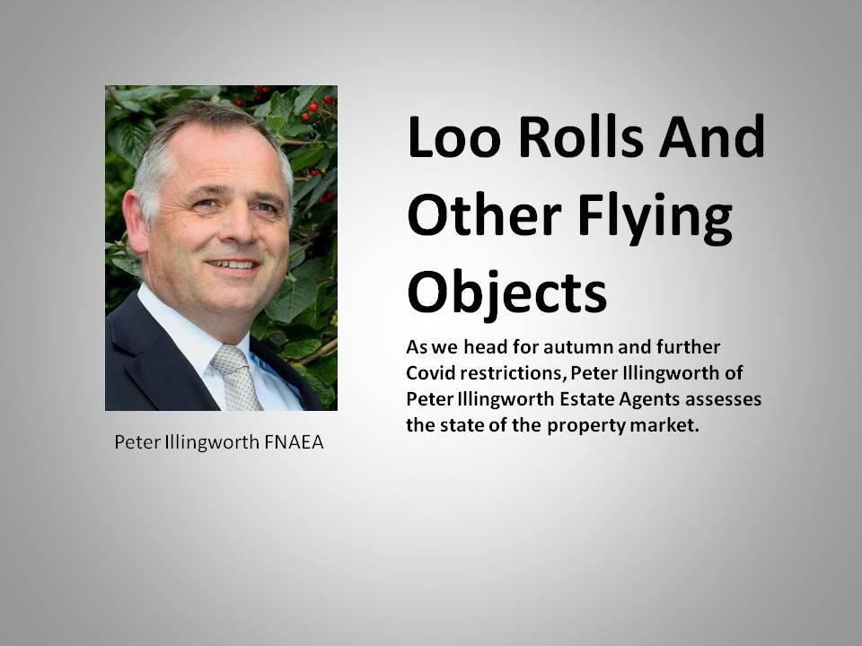 Loo Rolls And Other Flying Objects